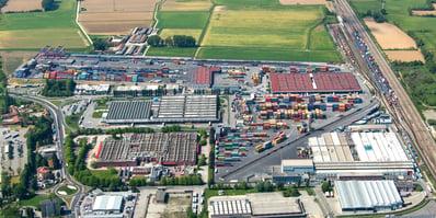 Rail Hub Milano: il fulcro del network intermodale Contship Italia