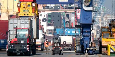 Competitività dei porti italiani in Europa e nel Mediterraneo