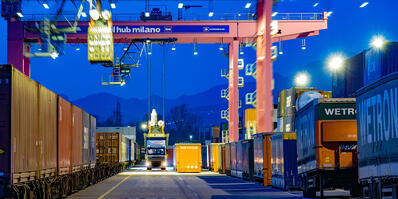 Fast Corridors to improve logistics efficiency