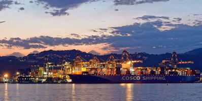 The sustainability choices of the Contship Italia group