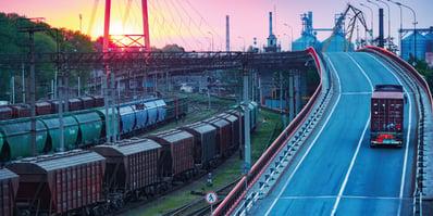 La logistica dei trasporti e i fornitori di servizi di logistica