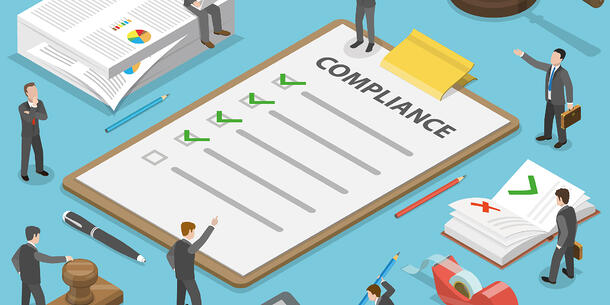 Compliance nella logistica: uno strumento di miglioramento dei processi