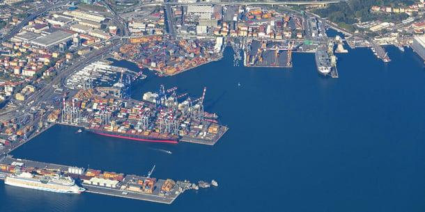 拉斯佩齐亚集装箱码头:意大利与南欧市场的理想门户