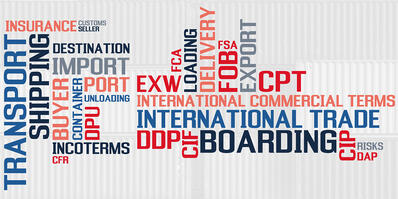 What are Incoterms and how do they facilitate world trade?