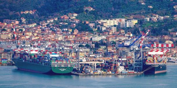 Il trasporto marittimo e l'importanza del traffico container