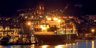 Vertical integration and evolution of the global shipping sector